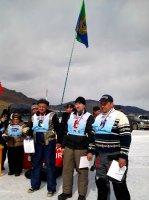 Чемпионат Иркутской области по ловле рыбы мормышкой со льда 2014