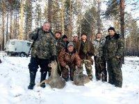 Открытие охоты на копытных в 2014 году
