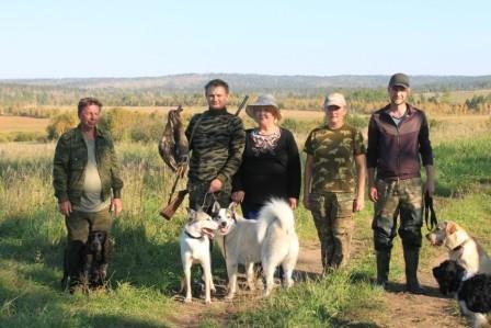 сибирский сайт охотников и рыболовов