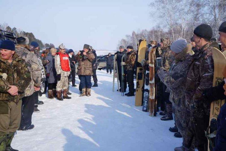 О проведении городских лично-командных соревнований по охотничьему биатлону 21 февраля 2021 г.